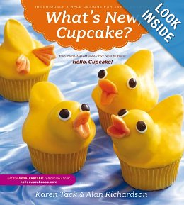 book review: what's new, cupcake?