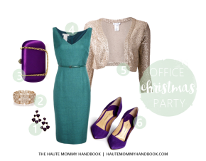 style sheet: office christmas party