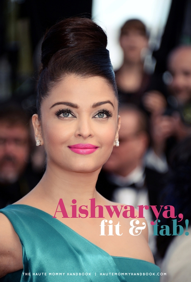 aishwarya fit and fab
