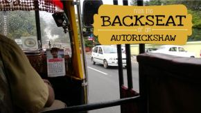 Intro to 'From The Backseat Of An Autorickshaw'