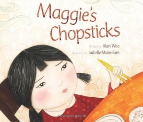 book review: maggie's chopsticks