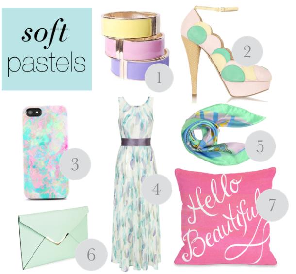 style sheet-soft pastels