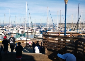 travel guide: chillin' at san francisco's pier 39