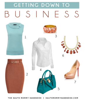 style sheet: getting down to business