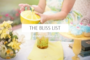the bliss list: october 2015