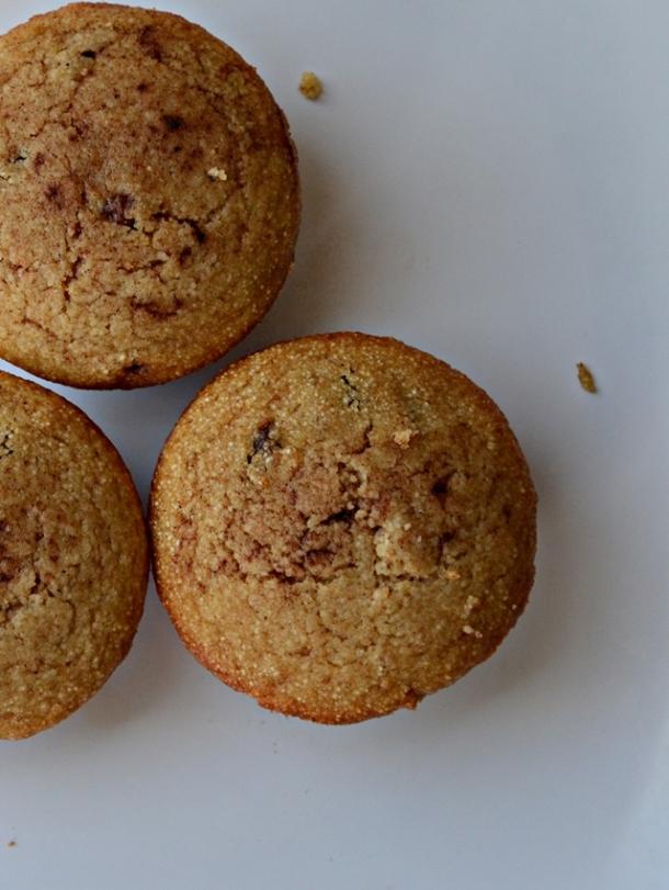 raisin farina muffin1