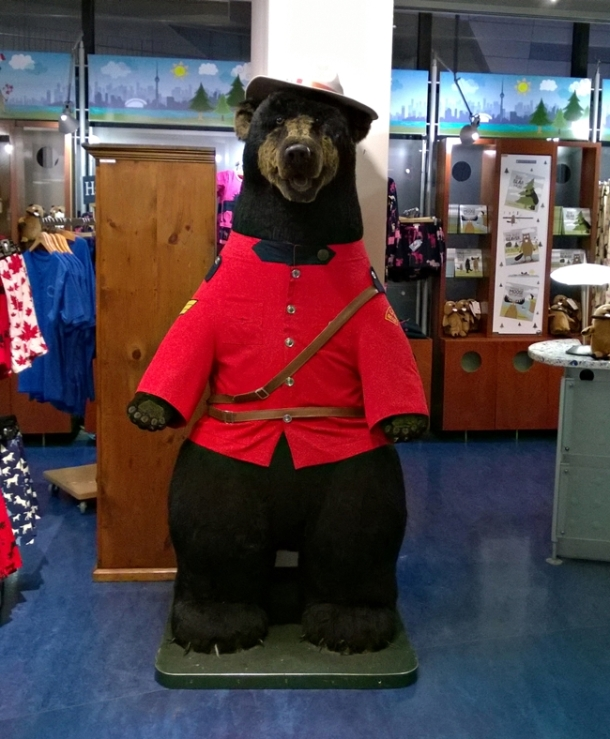 canadian bear