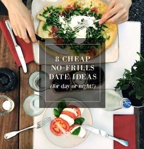 8 cheap, no-frills date ideas (for day or night!)
