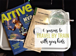 travel guide: 6 reasons to travel by train with your kids