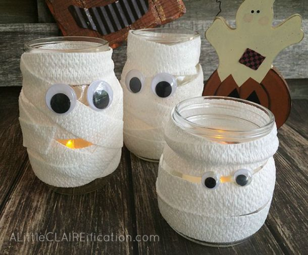 Easy Crafts From Pinterest