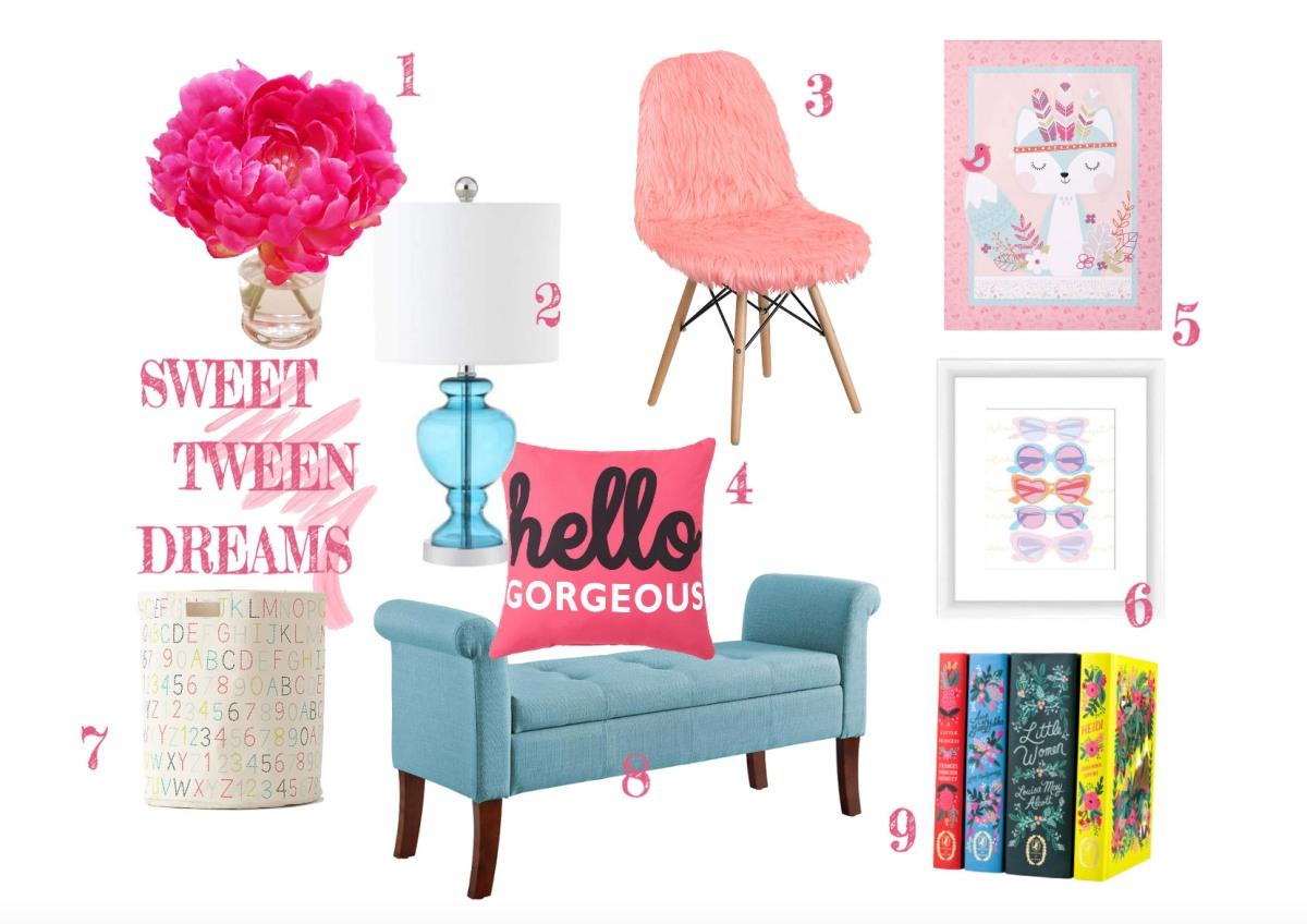 style sheet: sweet tween dreams