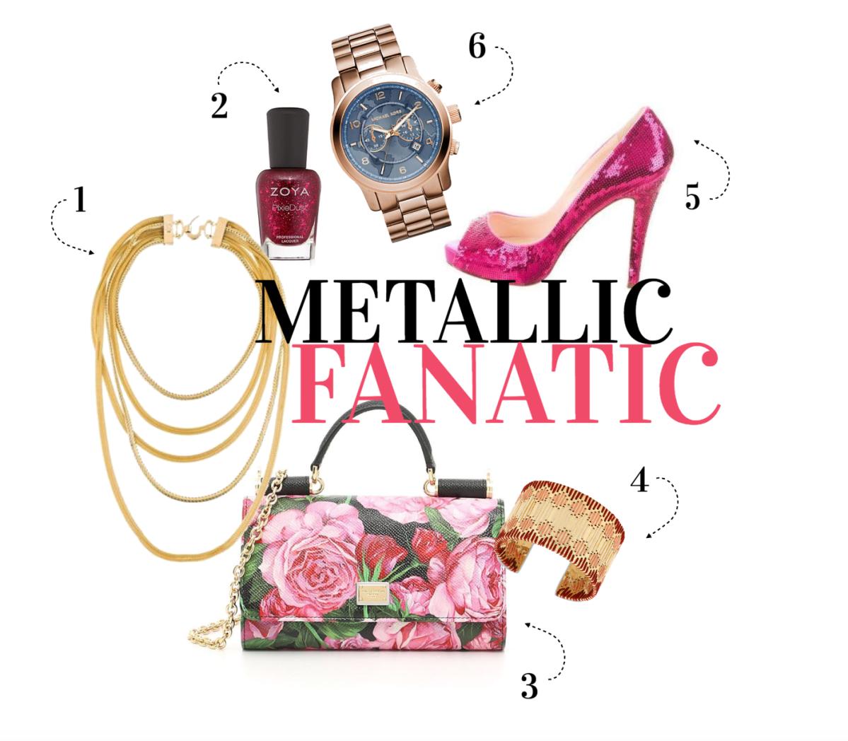 style sheet: metallic fanatic